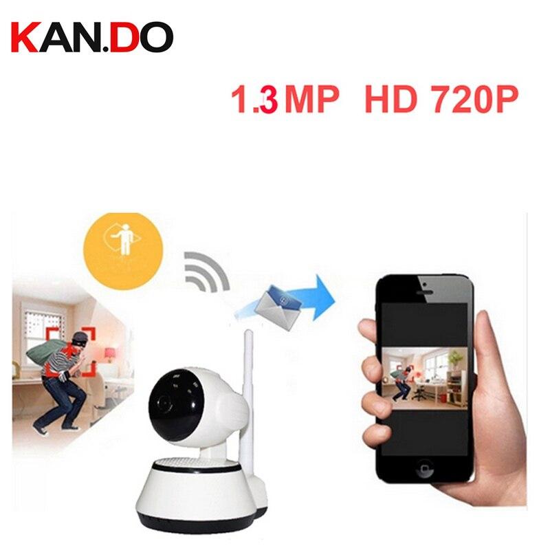 Caméra chien 1.3MP yoosee app détection de mouvement caméra ip 720 P 2 voies fonction d'inclinaison de conversation caméra ptz p2p CCTV WIFI caméra bébé mointor