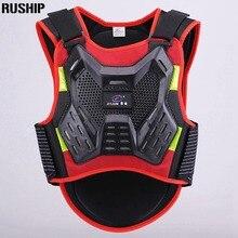 Adult sport strong vest ski Adult back support motorcycle pr
