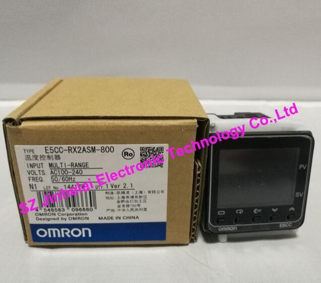 New and original E5CC-RX2ASM-800 OMRON DIGITAL CONTROLLER 100-240VAC все цены