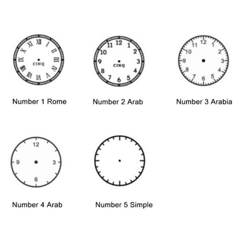خمر ساعة مخصص حساس ختم ختم شخصية شعار ختم بالحبر الذاتي مخصص طوابع لسكرابوكينغ