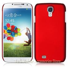 New High Quality Multi Colors Luxury Rubberized Matte Hard Phone Case Cover For Samsung S4 i9500 Free Shipping