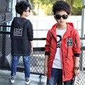 Toddler Boys Blazer 2017 New Boy Jackets Coats Hooded Children Kids Spring&autumn Baby Bomber Jackets Fashion Coats Kids Outwear