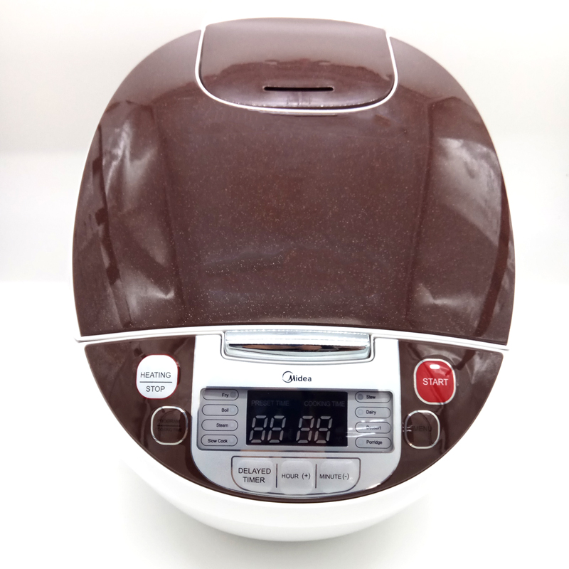 Rice cooker cook i rice can without a