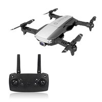 LANSENXI NVO Quadrocopter with HD 1080P/4K Camera GPS Drone 2.4G Wifi FPV RC Drone Real time Transmission Aircraft Toy