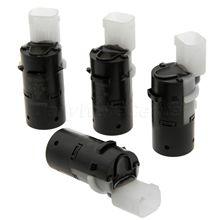 Nova 4 Pcs Embalagem Traseira Reversa Sensor de Estacionamento Sensor De PDC 66216902180 Preto para BMW Série 3 E46 M3 330 330xd 320 318 Alta qualidade