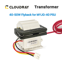 40 50W High Voltage Flyback Transformer For CO2 Laser Power Supply PSU MYJG 40 50