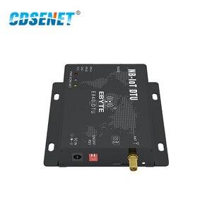 Image 5 - E840 DTU (NB 02) RS232 RS485 NB IoT Ricetrasmettitore Wireless IoT Server di Porta Seriale UDP CoAP Band5 868MHz Trasmettitore e Ricevitore