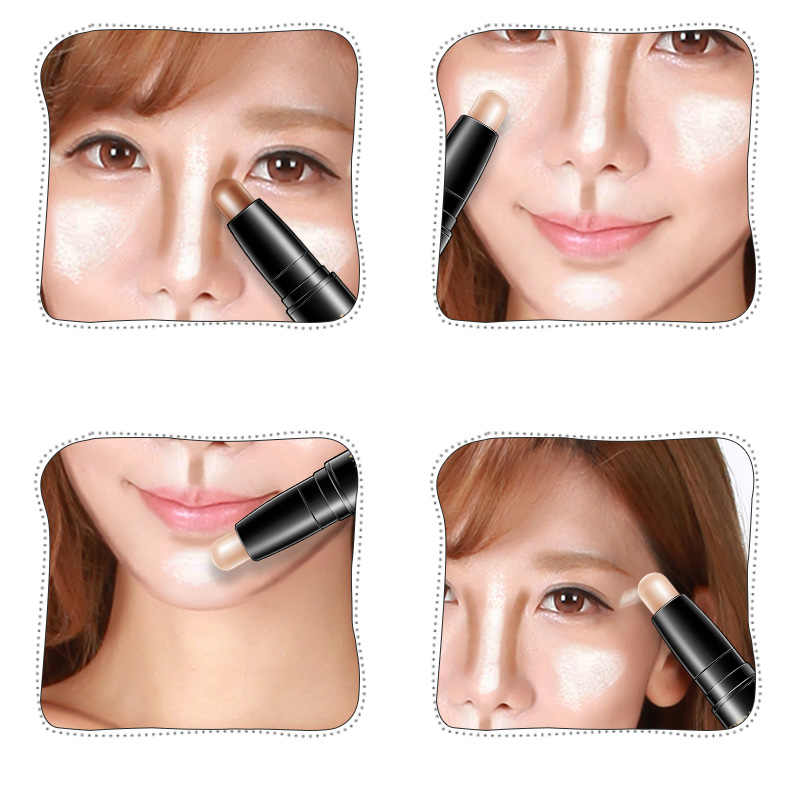 Detail Feedback Questions About Good Quality Face Makeup Concealer
