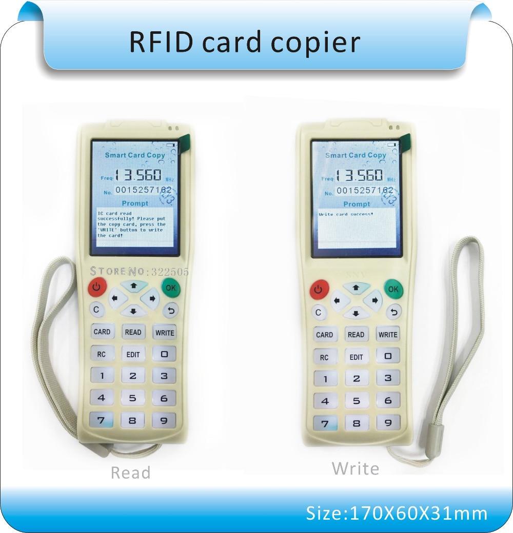 Freies Verschiffen Super mehr Frequenz RFID-Kopierer-Vervielfältiger - Schutz und Sicherheit - Foto 6
