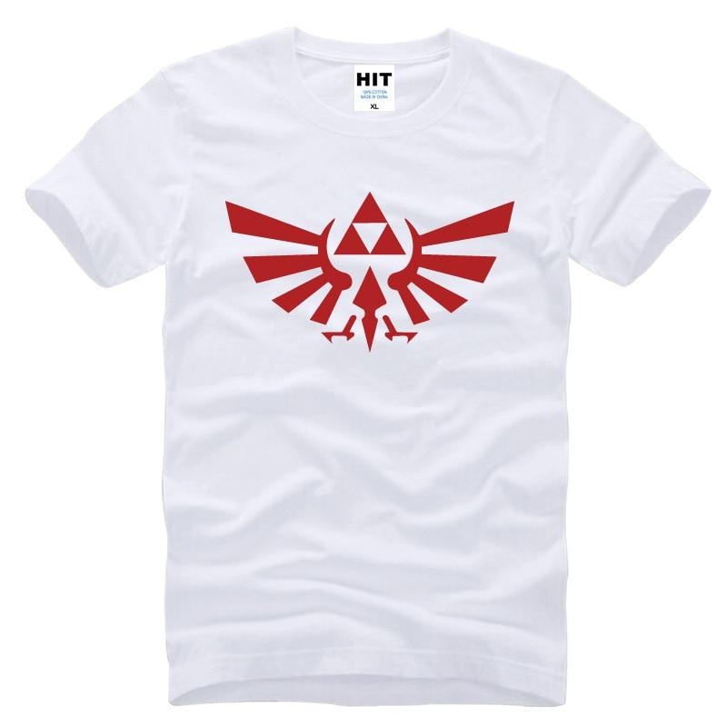 The Legend of ZELDA logo triforce juego Hombres Hombres Camiseta - Ropa de hombre - foto 5