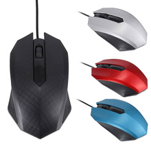3000DPI Gaming Mouse Optical USB Wired Mouse Mice For Computer Laptops Notebook DJA99