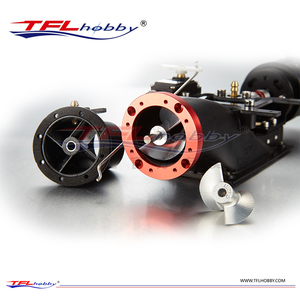 Image 4 - TFL Water jet propeller, jet pump, water jet, jet drive boat, remote control boat modification for RC Model Boat