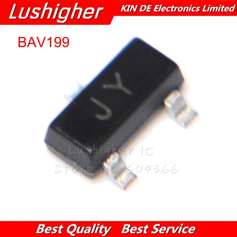 50pcs BAV199 Marking: JY BAV199 SOT-23 New Original