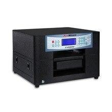 Promotional item eco solvent printing machine flatbed plastic card inkjet printer