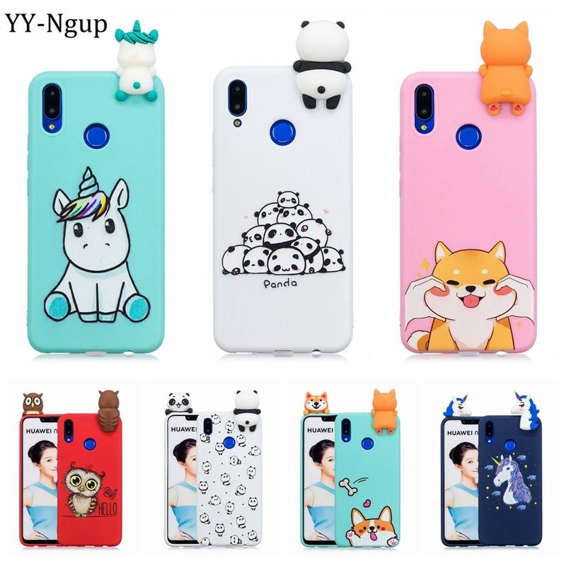Etui Huawei P20 Lite Case Cute Unicorn