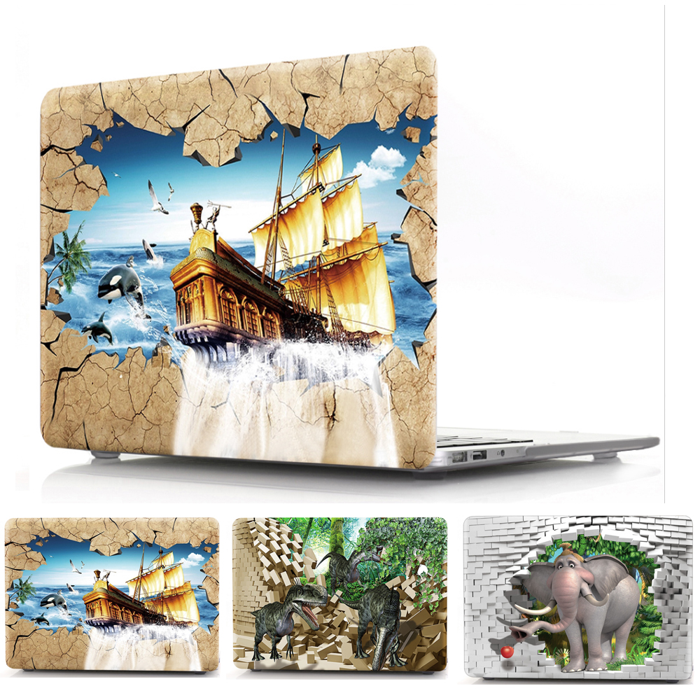 11colors matte laptop case Protective shell for macbook pro retina 13 15 notebook+screen protective flim for mac book air 11 13