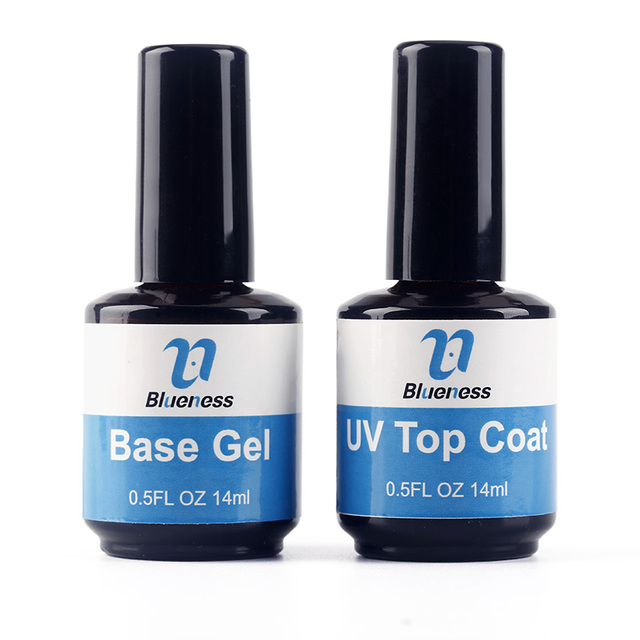 Gel Polish Nail Uv Top Base Coat Primer For Nails Hybrid Varnishes Foundation