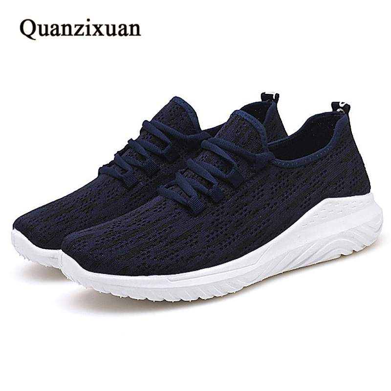High Quality 2018 Men Shoes men casual shoes Spring Summer Breathable male Shoes Men Sneakers high quality men golf shoes men spring and autumn breathable men shoes 5 colors professional training shoes