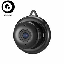 DIGOO DG-M1Q 960 P 2,8mm Drahtlose Mini WIFI Nachtsicht Smart Home Security Ip-kamera Onvif Babyphone