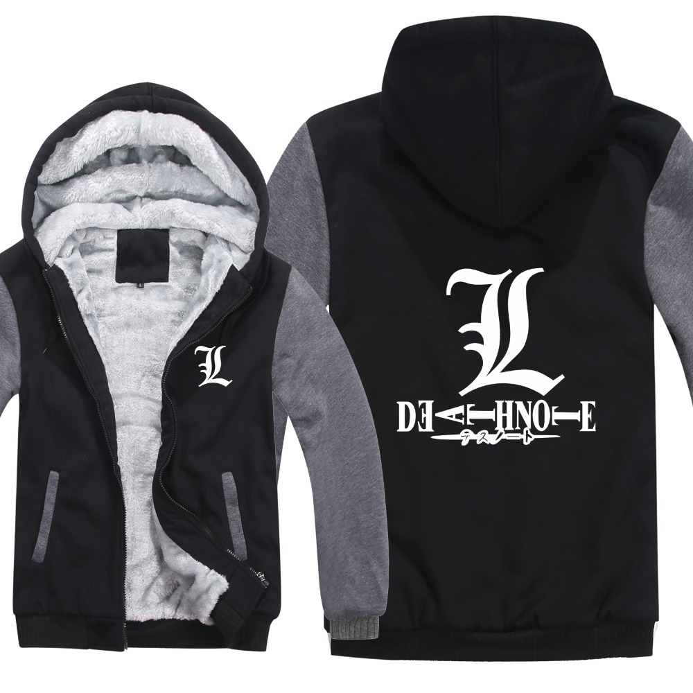 Buy death note sweatshirts and get free shipping on AliExpress.com 1611652f3