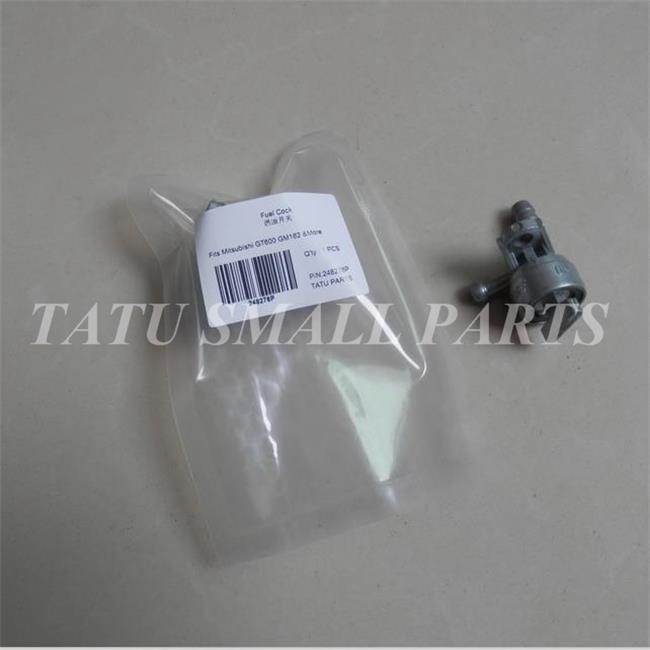 GT600 FUEL TAP FOR MITSUBISHI GM182 GT240 GT241 GT400 &MORE GT SERIES 4 CYCLE MEIKI ENGINE  FUEL VALVE COCK W/N STRAINERGT600 FUEL TAP FOR MITSUBISHI GM182 GT240 GT241 GT400 &MORE GT SERIES 4 CYCLE MEIKI ENGINE  FUEL VALVE COCK W/N STRAINER