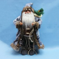 Christmas Santa Claus Doll Toy Christmas Tree Hanging Ornaments Decoration