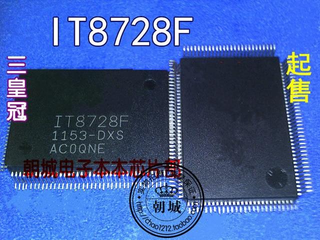 1pcs/lot IT8728F CXS CXA DXS DXA EXS QFP-128
