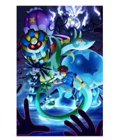 Pokemon XY X Y Home Decoration Retro Classic Vintage Movie Poster Print For Wall 50x75cm Free