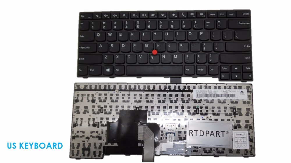 Worldwide delivery lenovo thinkpad e450 keyboard in NaBaRa