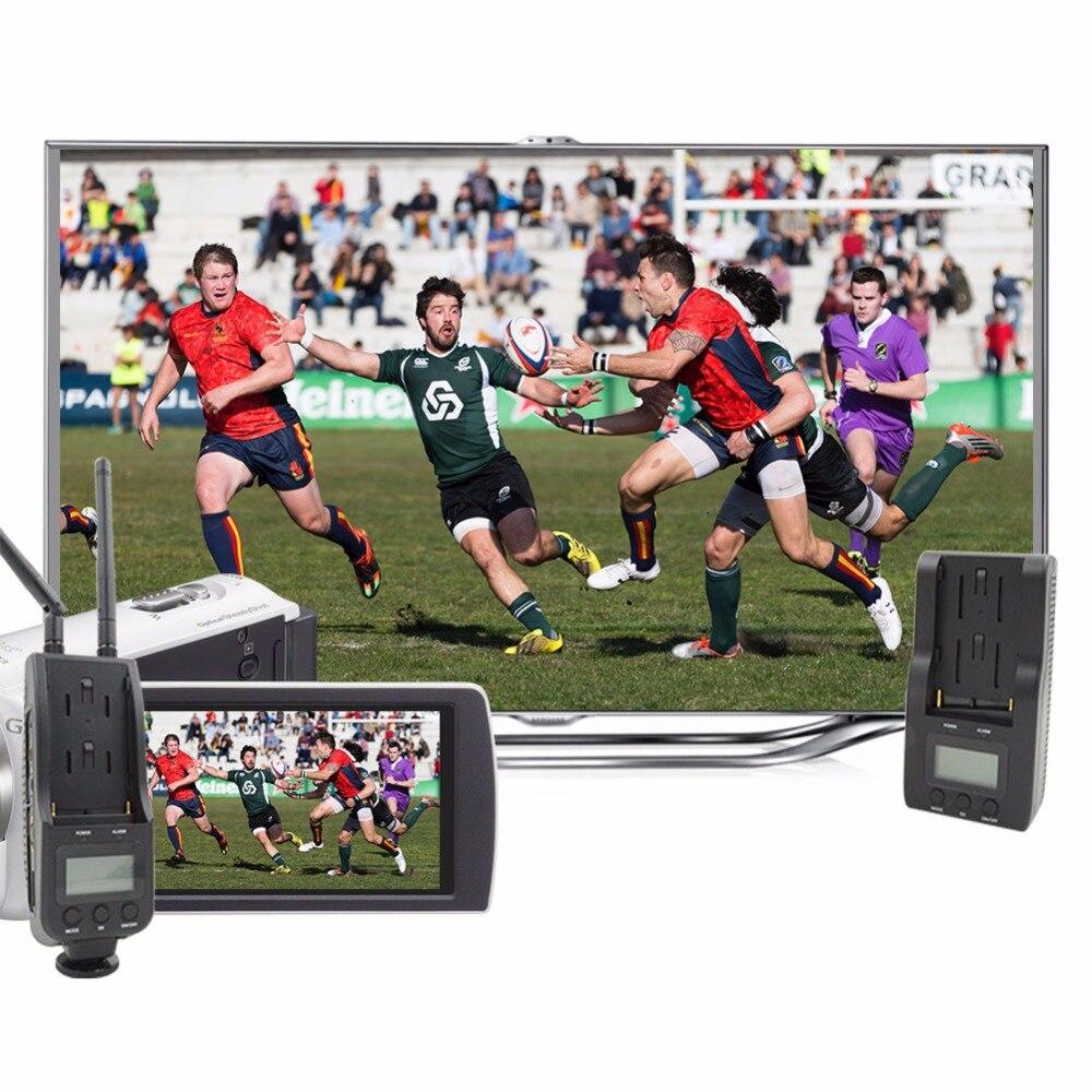 DVR 330ft / 100m üçün LINK-MI LM-WHD100C WHDI 100m HDMI Simsiz HD - Evdə audio və video - Fotoqrafiya 6