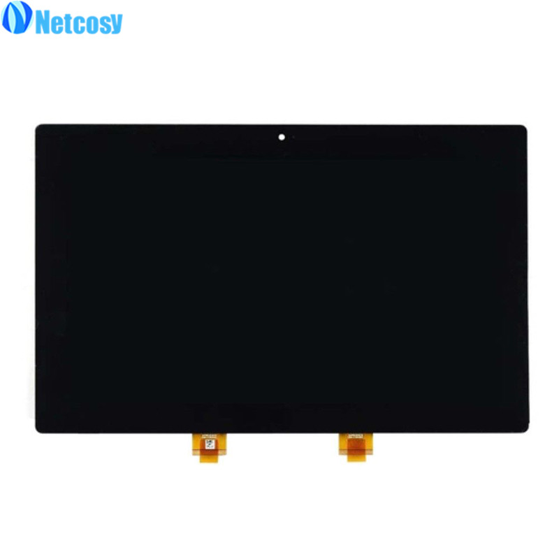 Netcosy LCD Display Touch Screen Assembly Without Frame Repair Parts For Microsoft Surface RT 1 1516