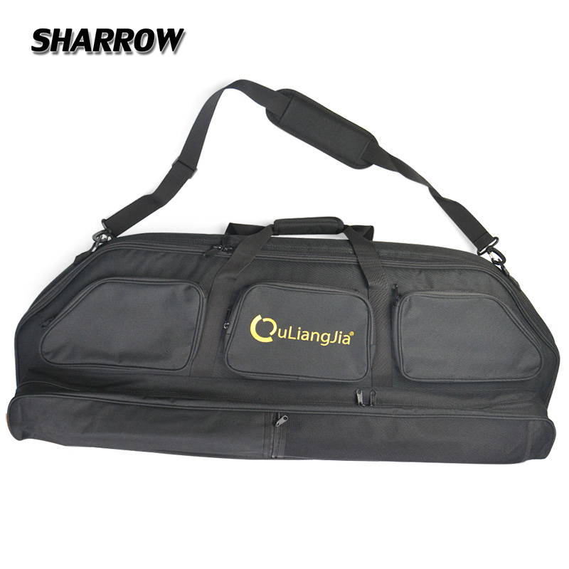 1pc Archery Compound Bow Bag Portable Shoulder Bag Used For Hunting Shooting Bow Pocket 1pc Archery Compound Bow Bag Portable Shoulder Bag Used For Hunting Shooting Bow Pocket