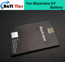 100% High Quality Battery For Blackview E7  Replacement 2700mAH Back-up Battery for Blackview E7 Smartphone in Stock