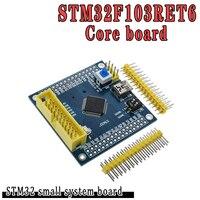 STM32F103RET6 ARM STM32 Minimum System Development Board Module Voor arduino Minimale Moederbord STM32F103C8T6 upgrade versie|development board|module boardarm development board -