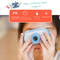 HD 1080P Mini Toy Camera Portable Kids Digital Video Camera 1.5 inch LCD Screen DSLR Camera Defocus Lens Digital Camcorder Cam