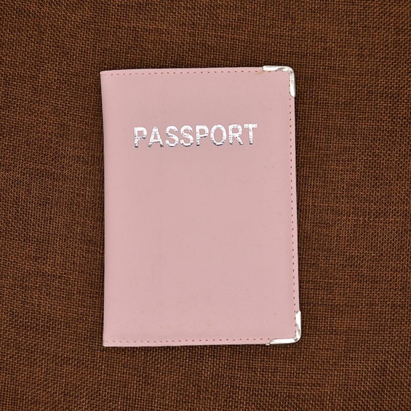 Nice Girls Women Паспорт Обкладинка pu шкіри - Гаманці та портмоне