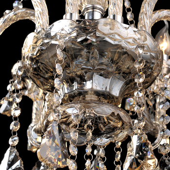 Роскошная люстра Lustre, хрустальная люстра 6/8/10/12/15/18 Arms на выбор, люстры De Cristal, светодиодная люстра без абажура
