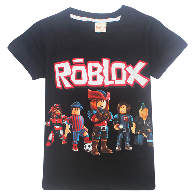 adf37f22 2019 Summer Boys T Shirt Roblox Stardust Ethical Cotton Cartoon T shirt boy  Rogue One Roupas Infantis Menino Kids Costume-in T-Shirts from Mother & Kids  on ...