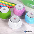 2016 Bluetooth speakers Bluetooth stereo portable Family Stone crack handsfree speaker card free shipping