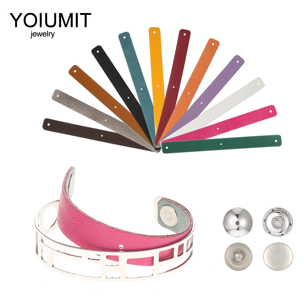 Cremo Cuff Bangles For Women Yoiumit Stainless Steel Bracelets Bijoux Femme Manchette Interchangeable Opening Bangles Pulseras