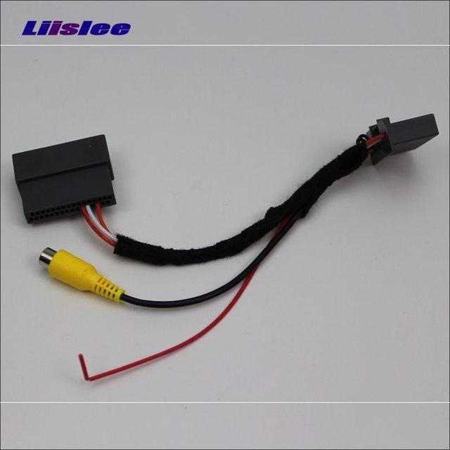 Liislee Original Display Input RCA Wire For Honda Crider 2016 2017 ...