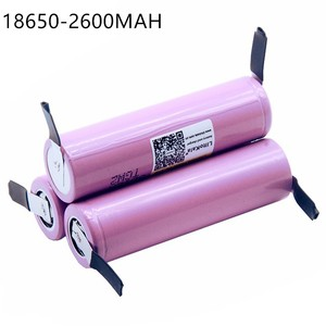 Image 4 - 5 PCS New For  ICR18650 26FM 18650 2600 mAh 3.7V Li ion Battery Rechargeable Battery