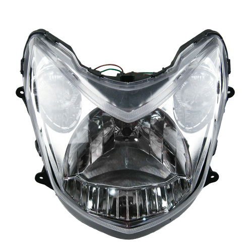 Motorcycle Accessories For YAMAHA CYGNUS-X 2008-2012 Models Motorcycle scooter Headlight assembly Motorcycle Accessories For YAMAHA CYGNUS-X 2008-2012 Models Motorcycle scooter Headlight assembly