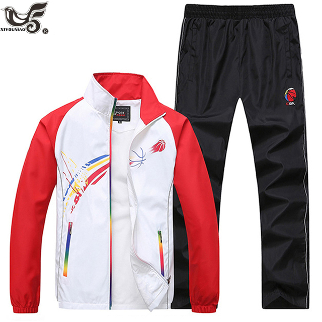 757139a37f81b US $23.98 30% OFF|XIYOUNIAO Mens Track suits spring autumn men`s Sportswear  printed Tracksuits New Brand sporting suit outwear clothing size L~5XL-in  ...