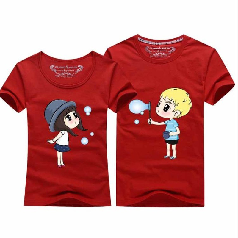 Online Get Cheap Cute Couples T Shirts -Aliexpress.com | Alibaba Group