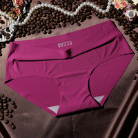 10piece Lot Sexy Underwear Women Seamless Panties Sexy Briefs Women Cotton Pink Panties Calvino Underwear Woman