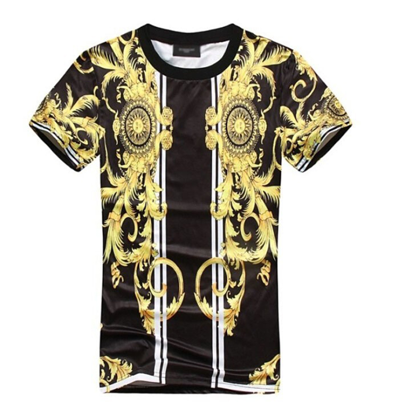 Versace type shirts dsquared2 uk for Versace style shirt mens