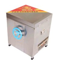 New commercial egg roll machine gas six egg roll machine stainless steel thick crispy egg roll machine Daily production 100kg