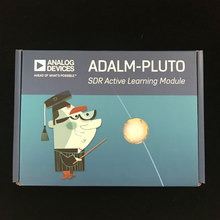 ADALM PLUTO RF Development Tools SDR active learning Platform 325 MHz to 3.8 GHz ADALM PLUTO