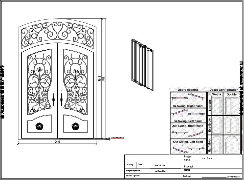 Iron Doors Tucson Wrought Iron Door Repair